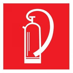 Označenie stanovišťa hasiaceho prístroja